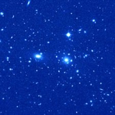 Coma Cluster: Thanks to the Max Planck Institute for Astrophysics